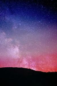 Night Sky Constellations 4k