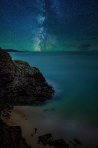 1440x2560 Night Stars Sky 5k