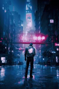 Nightcall Cyberpunk 2077 Samurai 4k