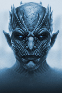 320x480 NightKing Artwork 4k