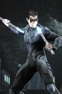 Nightwing 8K