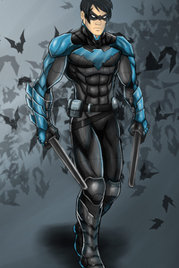 Nightwing Arts