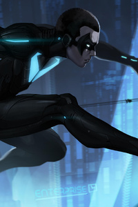 Nightwing Beyond