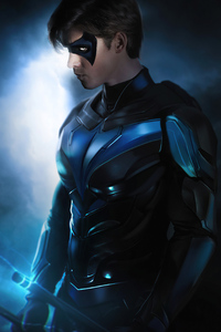 Nightwing Titans 2020