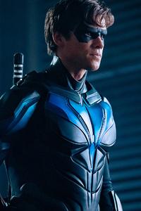 Nightwing Titans 4k 2019