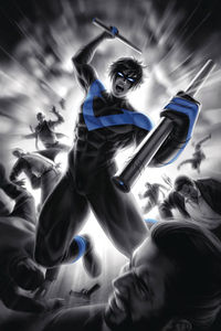 Nightwing Variant Cover 5k