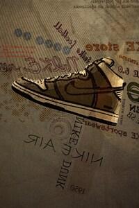 320x480 Nike Concept Art
