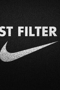 Nike Funny Typography