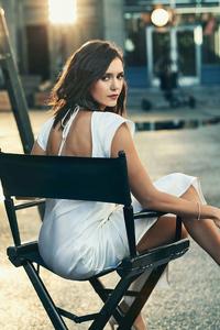 1080x2160 Nina Dobrev 2020 Actress