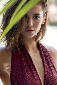 Nina Dobrev Ocean Drive Magazine 2017