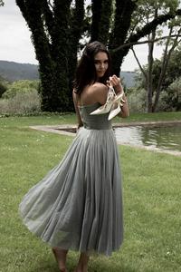 Nina Dobrev W Magazine