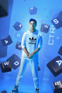 640x960 Ninja Adidas Photoshoot