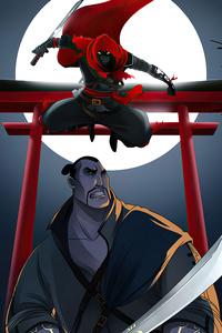 Ninja Attack Aragami