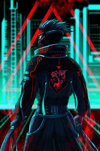 800x1280 Ninja Soldier