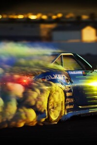 Nissan 350Z Drifitng