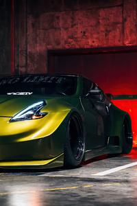 Nissan 370z Nfs Underground 2