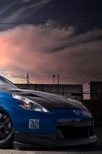 Nissan 370z Photography