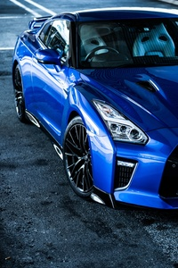 320x568 Nissan GT R R35 50th Anniversary Edition 2019