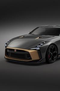 Nissan Gt R50 Concept Car
