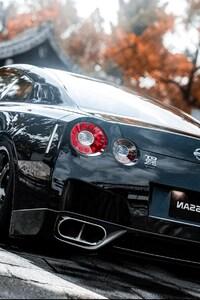 Nissan GTR 2