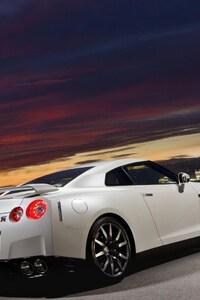 Nissan GTR Full HD