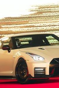 Nissan GTR Nismo 4k