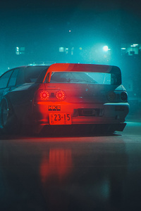 640x1136 Nissan Gtr Ready For Everything