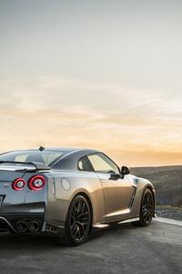 Nissan GTR Rear 5k