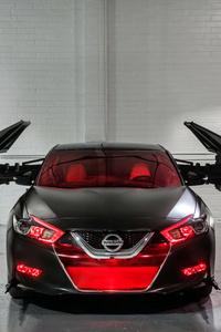 1080x2160 Nissan Maxima Kylo Ren Star Wars