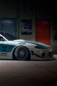 Nissan Silvia S15 Samurai 4k