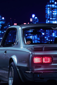 Nissan Skyline 2000GT 4k