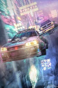 1080x2160 Nissan Skyline 2035