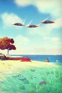 No Mans Sky Game Graphics