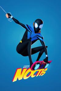 1440x2560 Noctis Spiderman