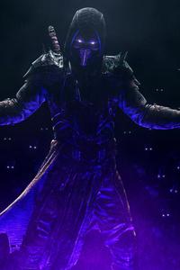 Noob Saibot Mortal Kombat 11