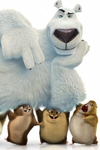 320x480 Norm of The North