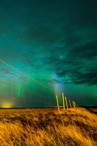 Northern Lights Sky 5k