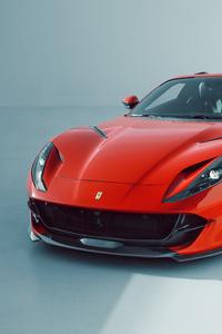 480x800 Novitec Ferrari 812 GTS 2021 Car