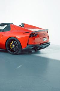 Novitec Ferrari 812 GTS 2021 Front 8k