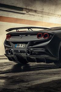 Novitec Ferrari F8 Tributo 2021 5k