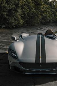 750x1334 Novitec Ferrari Monza SP1 2020