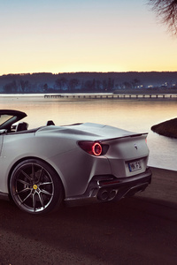 Novitec Ferrari Portofino 2019 Rear