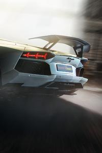 Novitec Lamborghini Aventador LP700 5k