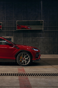 360x640 Novitec Lamborghini Urus 2019 5k New