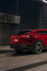 Novitec Lamborghini Urus 2019 Rear