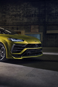 1125x2436 Novitec Lamborghini Urus Esteso 2019