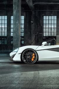 Novitec McLaren 570S Spider 2018 Sport Car