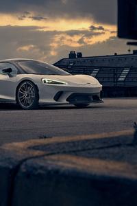 640x960 Novitec McLaren GT 2020 8k