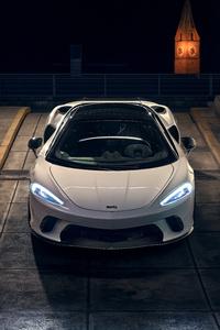 1440x2960 Novitec McLaren GT 2020 Front