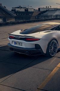 Novitec McLaren GT 2020 Rear